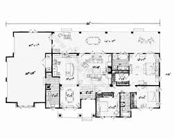 no garage house plans bedroom house plans one story plan home design single floor in