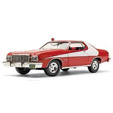 Ford Gran Torino Starsky And Hutch Amazon Com Ertl Starsky U0026 Hutch Ford Gran Torino 1976 1 18