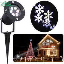 jeebel led snowflake lights outdoor light projector