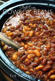 slow cooker red beans and rice cooking light best ever crock pot cowboy beans the two bite club