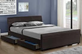 Black Leather Sleigh Bed Bedroom Best 25 Black Sleigh Beds Ideas On Pinterest Grey Sleigh