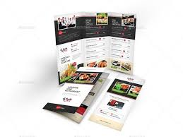 25 tasteful designed restaurant menu templates
