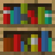 Minecraft Enchanting Table Bookshelves Minecraft Book Shelf Wallpapers Pinterest Book Shelves