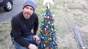 Christmas Tree Shopping Tips - christmas tips u0026 tricks tomato cage christmas tree youtube