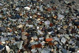 glass beach sea glass beach victoria bc