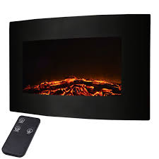 top 5 best wall mount electric fireplace reviews 2017 top goods