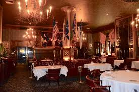 Roosevelt Lodge Dining Room by The Beth Lists Diverse Dining List