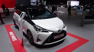 2018 toyota yaris first drive price performance and review new