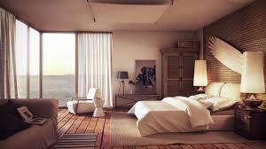 bamboo bedroom decor bedroom rattan wall decor and wooden floor