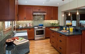 Dark Shaker Kitchen Cabinets Dark Wood Floors With Dark Shaker Cabinets Wood Floors