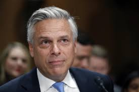 full senate confirms jon huntsman jr as u s ambassador to russia