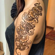 best 25 henna shoulder tattoos ideas on pinterest mandala
