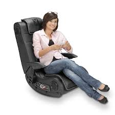 Bean Bag Gaming Chair X Rocker Pro H3 Wireless 4 1 Audio Gaming Chair At Brookstone U2014buy Now
