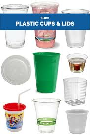 plastic cups with lids disposable cups lids restaurant supply buy in bulk at low