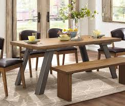homelegance hobson rectangular dining table 5478 72