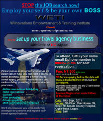 travel agent jobs images Become a travel agent with just n7500 adverts nigeria