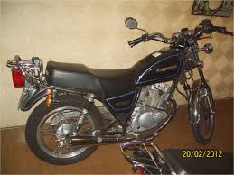 suzuki drz 125 manual owners guide books motorcycles catalog