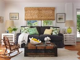 Brilliant Living Room Decor Black Sofa Ideas And Decorating - Sofas decorating ideas