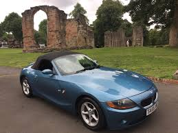 used bmw z4 2005 for sale motors co uk