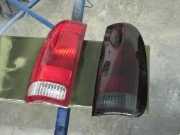 tail light paint at autozone dodge dakota forum custom dakota