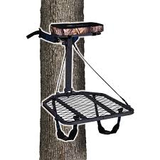 Ideas For Hanging Backpacks Ameristep Hang On Treestand With Realtree Seat Cushion U0026 Backpack