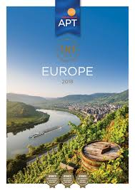 Map Of Europe With Rivers by Europe Luxury River Cruising