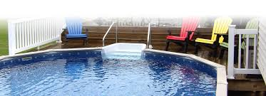 above ground swimming pool manufacturer