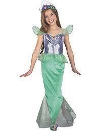 amazon mermaid ariel disney child standard costume