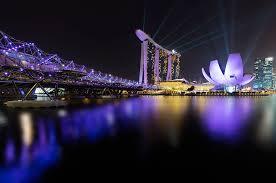 Bay Bridge Light Show Nature U0026 Travel Photography Cityscapes