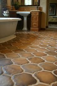 terracotta brick floor tiles style home design modern at