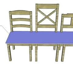 Build Dining Chair Superb Dining Chair And Bench Build A Dining Chair Bench Painted