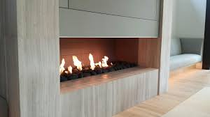custom linear fireplaces mason lite by masonry fireplace industries