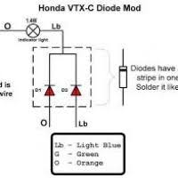 wiring diagram for motorcycle led indicators yondo tech