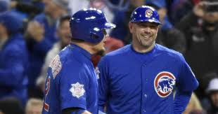 Baseball Bench Coach Duties Cubs Confirm Brandon Hyde Accepts Bench Coach Role With Maddon