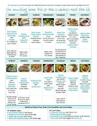 bi weekly whole food meal plan for feb 28 u2013march 12 u2014 the better mom