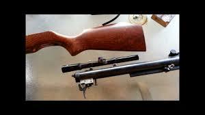 Bed Liner Spray Gun Spray On Bedliner Rifle Stock Youtube
