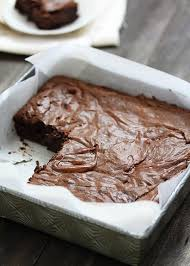 simplest homemade fudgy brownies good life eats