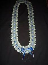 Money Leis Money Lei Great For A Man Dollar Bills Are Folded In The Shape Of