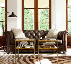 Discount Chesterfield Sofa Chesterfield Sofa Brown Radkahair Org Home Design Ideas