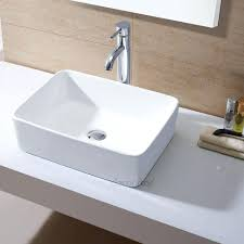 sinks small trough bathroom sink with two faucets bar mount