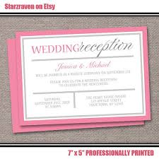 wedding reception invitations wedding reception invitation wording marialonghi