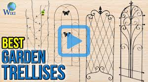 top 10 garden trellises of 2017 video review