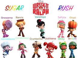 sugar rush game sugar rush disney movies