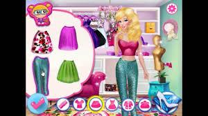barbie cinderella closet youtube