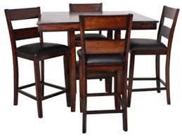standard furniture dining room sets standard furniture pendleton counter table 4 stools homemakers
