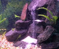 Aquarium Decorations Cheap Underwater Waterfall For Cheap 6 Steps With Pictures