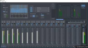cmixer digital mixer for live daw free mixing through your