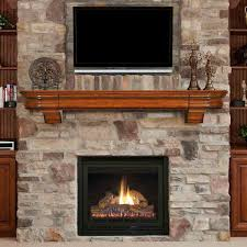 72 u0027 u0027 abingdon unfinished fireplace shelf by pearl mantels