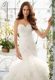 morilee by madeline gardner blu 5409 wedding dress the knot