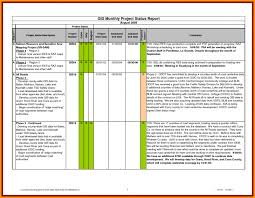 month end report template status report template resume trakore document templates